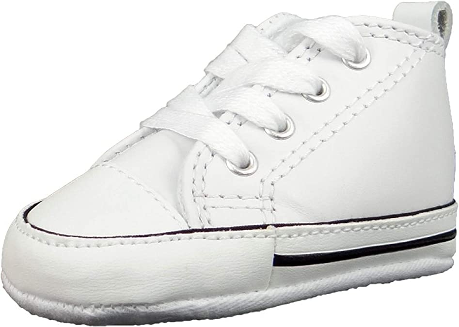 Converse First Star Cuir, Sneaker unisex bambino : Amazon.it: Moda