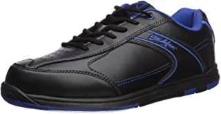 M-032-105 Flyer Bowling Shoes, Black/Mag Blue, Size 10.5