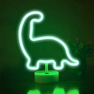 GUOCHENG Green Shine Cactus LED Neon Sign Pedsteal Neon Night Light LED Decoraci/ón Interior Noche L/ámparas Cacto Neon Mood Iluminaci/ón Decoraci/ón para Boda Cumplea/ños Decoraci/ón Dormitorio