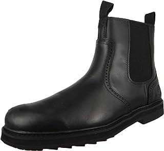 أحذية طويلة متينة للمشي من تيمبرلاند للرجال Squall Canyon Winter Brogue Chelsea