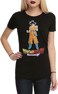 Hot Topic Dragon Ball Z: Resurrection 'F' Goku Girls T-Shirt