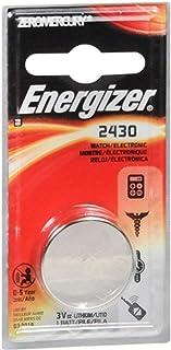 Energizer 2430montre/Electronic batterie au lithium 1EA Lot de 4