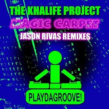 Magic Carpet (Jason Rivas Remixes)