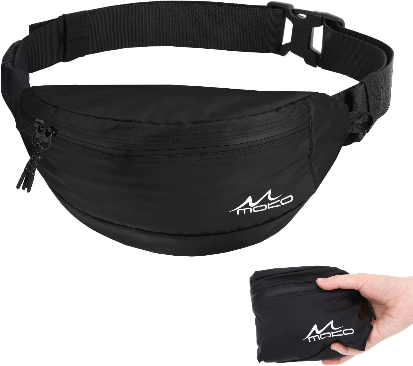 MoKo Selling and selling Waist Bag Fanny Pack Adju Lightweight with Resistant Water Minneapolis Mall