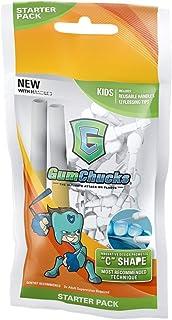GumChucks | Faster, Easier Flossing! | Kids Floss Starter Pack | Reusable Handles + Universal Flossing Tips
