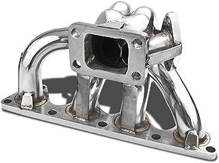DNA MOTORING TM-H22-S-38 Stainless Steel Turbo Manifold