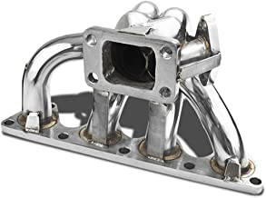 DNA MOTORING TM-H22-S-38 Stainless Steel Turbo Manifold
