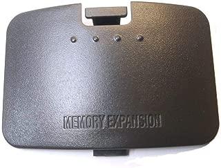 Replacement Cover Jumper Pak Lid Door N64 Expansion Pack Black
