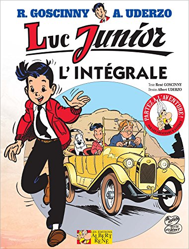 LUC JUNIOR - L'INTEGRALE