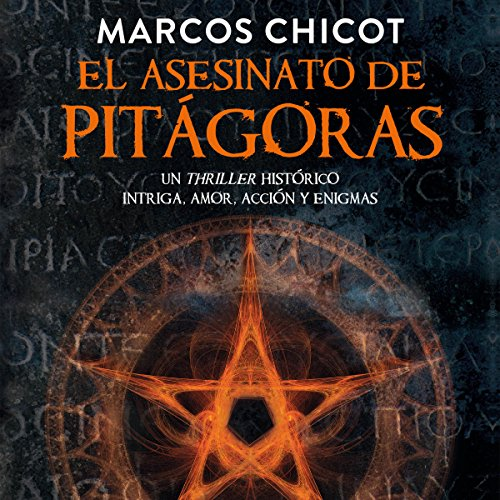 El Asesinato de Pitágoras [The Murder of Pythagoras] audiobook cover art