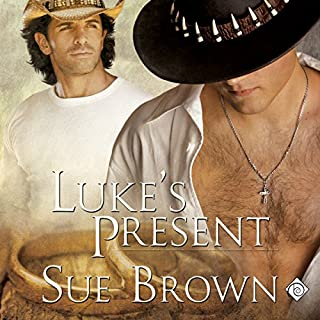 Luke's Present     Morning Report, Book 4              By:                                                                                                                                 Sue Brown                               Narrated by:                                                                                                                                 Aaron Pickering                      Length: 1 hr and 47 mins     31 ratings     Overall 4.5