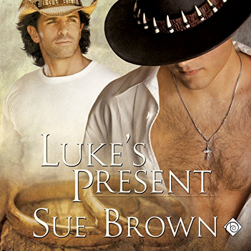 Luke's Present audiobook cover art