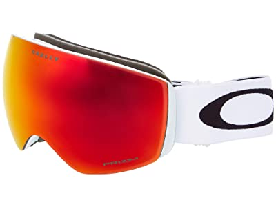 Oakley Flight Deck Large (Matte White/Prizm Torch) Snow Goggles