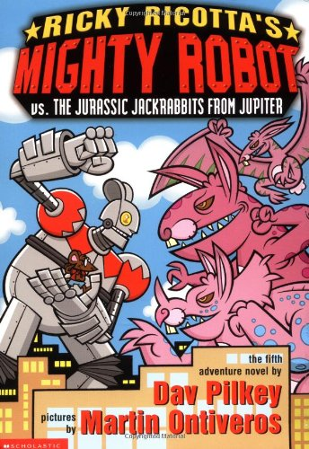 Ricky Ricotta's Mighty Robot Vs. the Jurassic Jackrabbits from Jupiterの詳細を見る