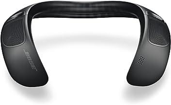 Bose Soundwear Companion Altavoz inalámbrico para usar, color negro