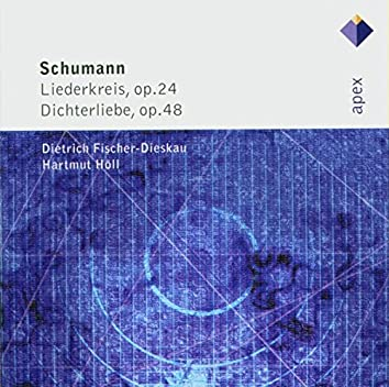 Schumann : Liederkreis, Dichterliebe & Lieder  -  Apex