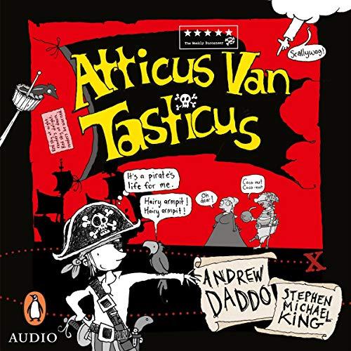 Atticus Van Tasticus  By  cover art