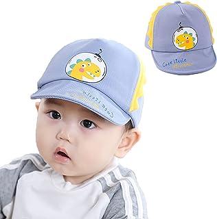 فاتو أزياء الرضع قبعة بيسبول قبعة بطة للأطفال الصغار قبعات كارتون لطيفة حماية من الشمس للأطفال قبعات قابلة للتعديل