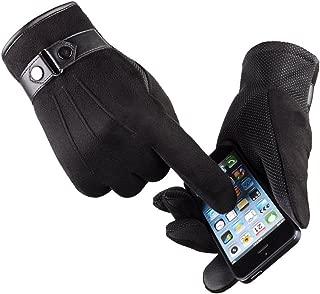Snowboard Gloves,Alalaso Anti Slip Men Warm Motorcycle Ski Snow Mitten
