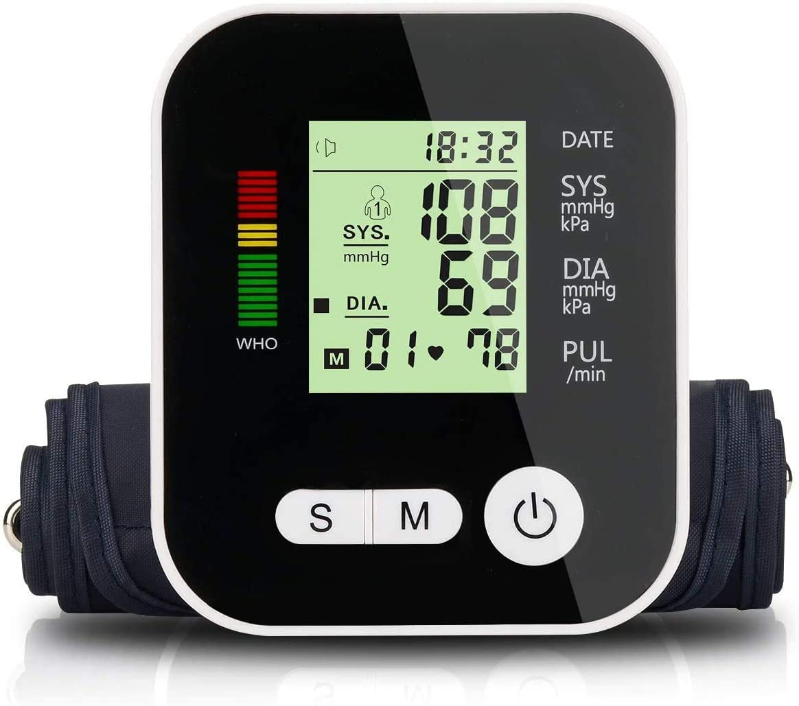 N \ A Upper Arm Electronic Meter Pressure It is very popular overseas Blood Ele Measurement