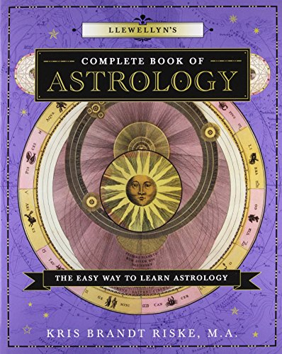 Llewellyn's Complete Book of Astrology: The Easy Way to Learn Astrology (Llewellyn's Complete Book Series (1))