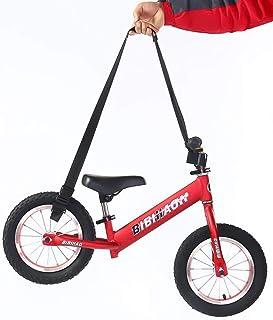 Liroyal ストライダー キャリーベルト 自転車 三輪車 スケートボード 持ち運び 便利 バイクストライダー ストラップ 持ち運び へんしんバイク ベビーカー キャリーベルト ストラップ