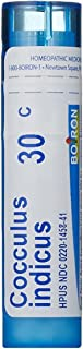 Boiron Cocculus Indicus 30C Homeopathic Medicine for Motion Sickness, 80 Count