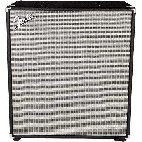 Fender Rumble 4x10 Cabinet v3 Electric Bass Amplifier Cabinet