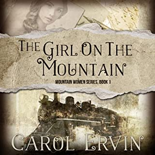 The Girl on the Mountain audiobook cover art