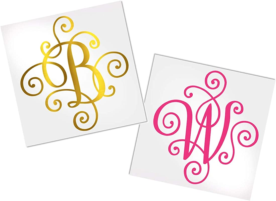 Decal For Women To Use On Cup Car Or Laptop Your Choice Of Color Style Decals By ADavis