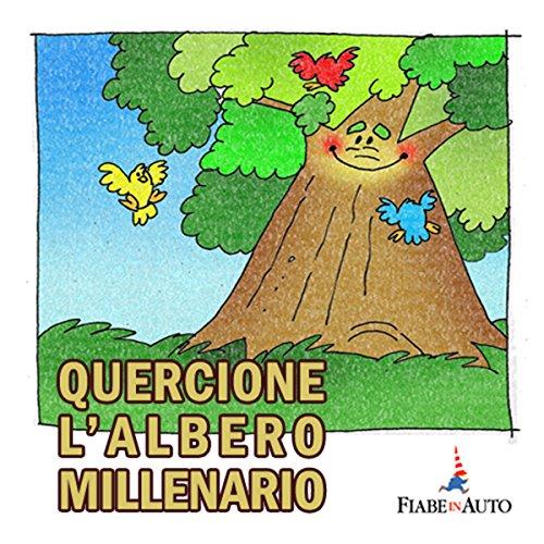 Quercione l'albero millenario copertina
