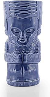 Geeki Tiki 20 Ounces Ceramic Mug   Bride of Frankenstein   Blue