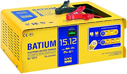 GYS Battery charger batium 15-12 12v gystech