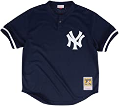 Mitchell & Ness Bernie Williams New York Yankees Men's Authentic 1995 BP Jersey