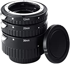 Best nikon macro extension tube set Reviews