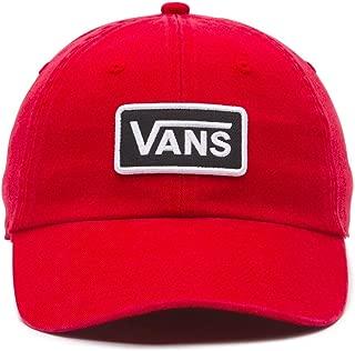 Vans Court Side Hat Red