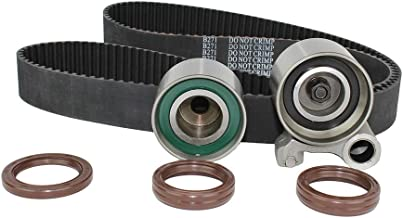 DNJ TBK965 Timing Belt Kit for 1995-2004 / Toyota / 4Runner, T100, Tacoma, Tundra / 3.4L / DOHC / V6 / 24V / 3378cc / 5VZFE