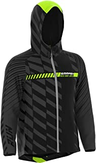 SMMASH Run Professional Running Jacket with Hood for Men and Women, Windbreaker, Waterproof, Heat-Regulating Outdoor Jacke...