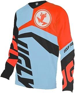 Uglyfrog MTB Downhill Jersey 2019 New Mens Bike Wear Rage Cycling/Motocross Clothes Mountain Bike Shirt Z01