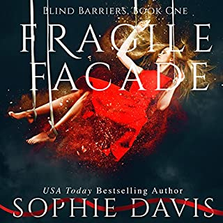 Fragile Facade audiobook cover art