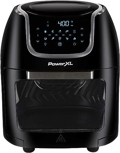 wholesale PowerXL 10 QT new arrival Vortex Air Fryer Pro Oven, Digital new arrival Black sale