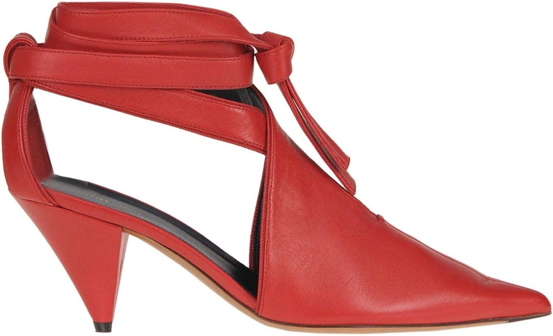 Céline Luxury moda Donna MCGLCAT000006003I Rosso Sautope con Tacco     Stagione Outlet