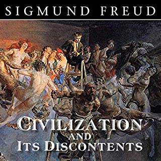 Civilization and Its Discontents                   Auteur(s):                                                                                                                                 Sigmund Freud                               Narrateur(s):                                                                                                                                 Steven Crossley                      Durée: 3 h et 3 min     8 évaluations     Au global 4,1