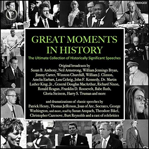 Couverture de Great Moments in History