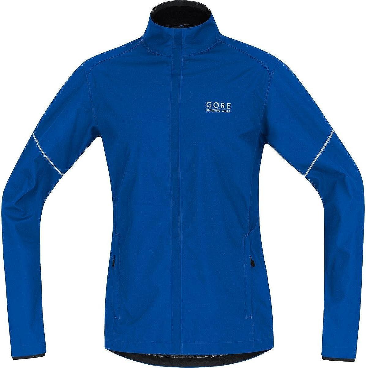 R3 Partial GORE WINDSTOPPER Jacket 100091 GORE Wear Windproof Mens Running Jacket