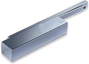 DORMA 43020801 TS 93 G-N, 1-FLG, zilveren deursluiter TS93 B, BC/ÖD Basic EN 2-5, incl. basic glijrail