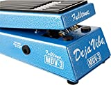 Fulltone Custom Shop MDV3 Mini DejaVibe 3 Vibe/Chorus Pedal w/Foot Controlled Speed