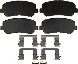 ACDelco 17D1623CH Professional Ceramic Front Disc Brake Pad Set