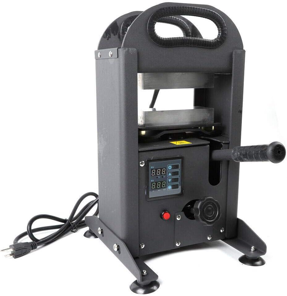 Heat High quality Press Super Special SALE held Machine 5T 2.4x5.9