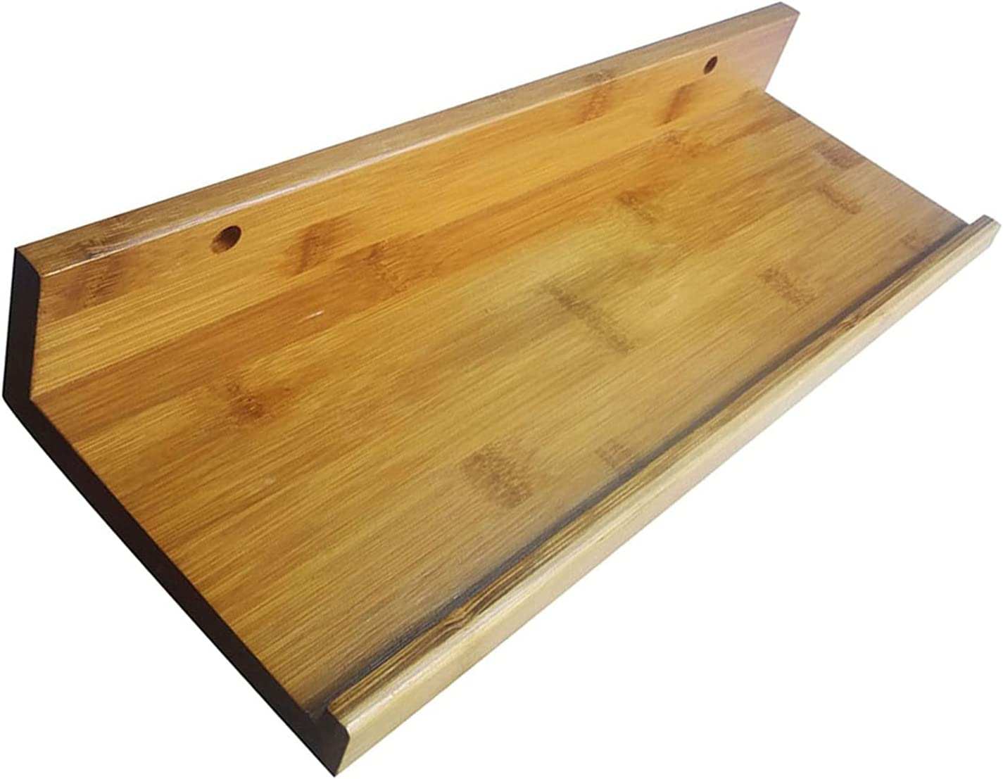 Great Charlotte Mall dreamer sold out Oak Floating Shelves - Wall Sh Rustic Mounted